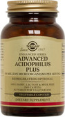 Advanced Acidophilus Plus 240 Veggie Caps, Solgar