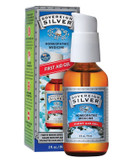 Silver First Aid Gel 2 oz (59 ml), Sovereign Silver