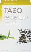 China Green Tips Green Tea 20 Filterbags 1.4 oz (40 g), Tazo Teas