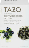 Flavored Berryblossom White Tea 20 Filterbags 1.06 oz (30 g), Tazo Teas