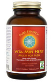 Vita-Min-Herb Multi for Men 120 Tabs, The Synergy Company