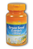 Grape Seed Extract 100 mg 30 Veggie Caps, Thompson