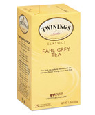 Classics Earl Grey Tea 25 Tea Bags 1.76 oz (50 g) Twinings