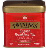 Classics English Breakfast Loose Tea 3.53 oz (100 g), Twinings