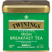 Classics Irish Breakfast Loose Tea 3.53 oz (100 g), Twinings