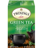 Green Tea 20 Tea Bags 1.41 oz (40 g), Twinings