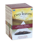 Organic Assam The Original Breakfast Tea 15 Sachets 1.3 oz (37.5 g), Two Leaves and a Bud
