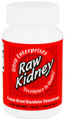 Ultra Raw Kidney 60 Tabs Ultra Glandular Enterprises