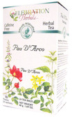 Pau D'Arco Inner Bark Tea Wild 24 Tea Bags Celebration Herbals
