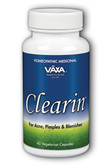 Clearin 60 Veggie Caps, Vaxa International