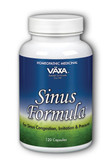 Sinus Formula 120 Caps, Vaxa International
