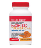 Maximized Turmeric Version 3.0 Vibrant Health 60 Tabs, Antioxidant