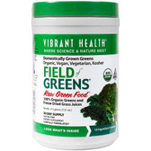 Organic Field of Greens 7.51 oz (213 g), Vibrant Health