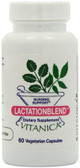 Lactation Blend Nursing Support 60 vCaps Vitanica