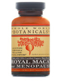 Royal Maca for Menopause 500 mg 120 Veggie Caps, Whole World Botanicals