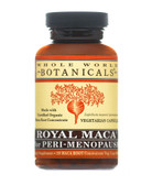 Royal Maca for Peri-Menopause 120 Veggie Caps, Whole World Botanicals