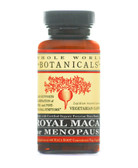 Royal Maca for Menopause 500 mg 60 Veggie Caps, Whole World Botanicals
