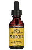 Propolis 50% Super Strength 1 oz (30 ml), Y.S. Eco Bee Farms