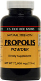 Propolis Powder 2.5 oz (70 000 mg), Y.S. Eco Bee Farms