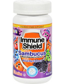 Immune Shield w Sambucus Yummy Berry Flavor 60 Jellies, Yum-V's