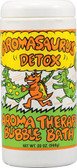 Aromasaurus Detox Aroma Therapy Bubble Bath For Children 20 oz (566 g), Abra Therapeutics