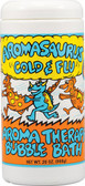 Aromasaurus Cold & Flu Aroma Therapy Bubble Bath 20 oz (566 g), Abra Therapeutics