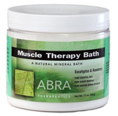 Muscle Therapy Bath Eucalyptus & Rosemary 17 oz (482 g), Abra Therapeutics