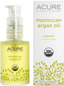 Moroccan Argan Oil Treatment All Skin Types 1 oz (30 ml), Acure Organics