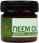 Neem Oil 0.8 oz (24 ml), Alaffia