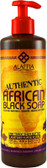 Authentic African Black Soap Lavender Ylang Ylang 16 oz (475 ml), Alaffia