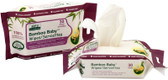 Bamboo Baby Wipes 30 Wipes 15 x 20 cm, Aleva Naturals