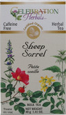 Sheep Sorrel Herb Organic 40 gm Celebration Herbals