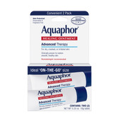 Healing Ointment Skin Protectant 2 Tubes 0.35 oz (10 g) Each, Aquaphor