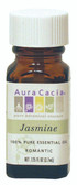 100% Pure Essential Oil Jasmine Absolute .125 oz (3.7 ml), Aura Cacia