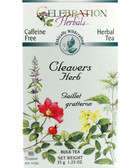 Cleavers Herb Wildcrafted 24 gm Celebration Herbals