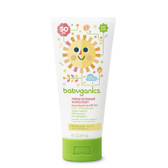 Mineral-Based Sunscreen 50+ SPF 6 oz (177 ml), BabyGanics