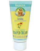 Diaper Cream Calendula with Beeswax & Sunflower 2.9 oz (87 ml), Badger Company