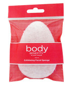 Exfoliating Facial Sponge 1 Sponge, Body Benefits