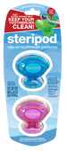 Steripod Clip-On Toothbrush Protector 2 Pack, Bonfit America