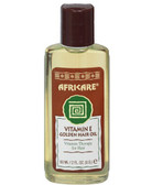 Africare Vitamin E Golden Hair Oil 2 oz (60 ml), Cococare