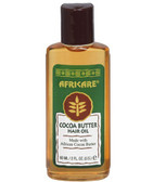 Africare Cocoa Butter Hair Oil 2 oz (60 ml), Cococare