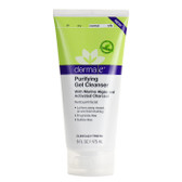 Purifying Gel Cleanser 6 oz (175 ml), Derma E