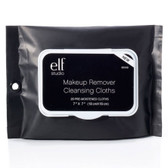 Makeup Remover Cleansing Cloths 20 Pre-Moistened Cloths, E.L.F. Cosmetics
