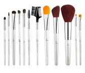 Essential Professional Complete Brush Set 12 Brushes, E.L.F. Cosmetics