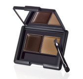 Eyebrow Kit Gel/Powder Dark 0.12 oz (3.5 g), E.L.F. Cosmetics
