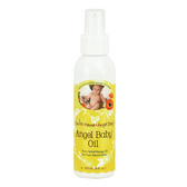Angel Baby Oil 4 oz (120 ml), Earth Mama Angel Baby