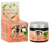 Mama Bottom Balm 2 oz (60 ml), Earth Mama Angel Baby