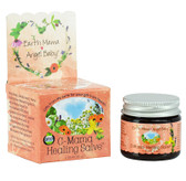 C-Mama Healing Salve 1 oz (30 ml), Earth Mama Angel Baby