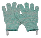 Recycled Bath & Shower Gloves 1 Pair, EcoTools