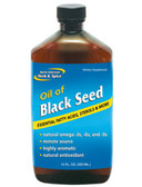 Black Seed Plus Oil 12 oz North America Herbs & Spice